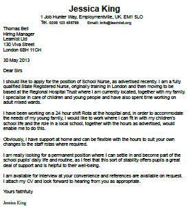 Teacher Application Letter Sample Letters